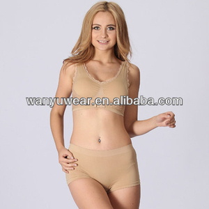 99a478f330 Factory Provide Seamless Hot Sexy Girls Bra Sets Photos