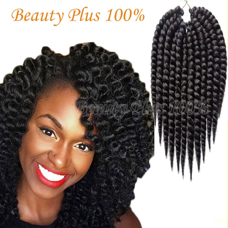 havana mambo twist crochet braid hair 12 39 39 75g pack synthetic crochet braids senegalese twists. Black Bedroom Furniture Sets. Home Design Ideas
