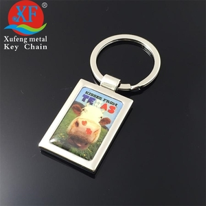 Parts Wholesale High Quality Fashion Souvenir Custom Metal Keychain