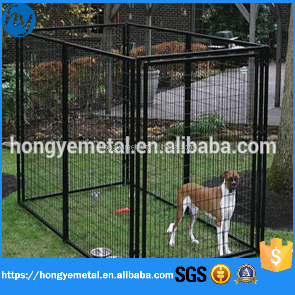 High Quality Used Fencing For Sale/Dog Outdoor Fence
