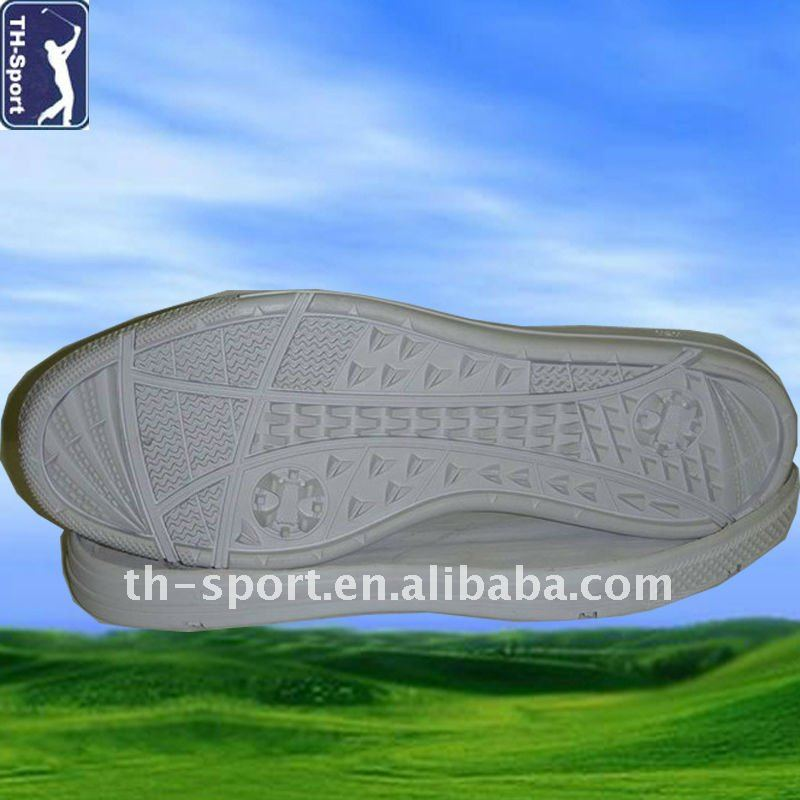 New design golf shoe sole