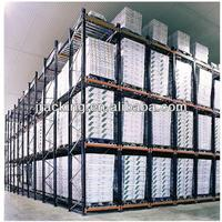 Jracking storage live pallet carton flow racking