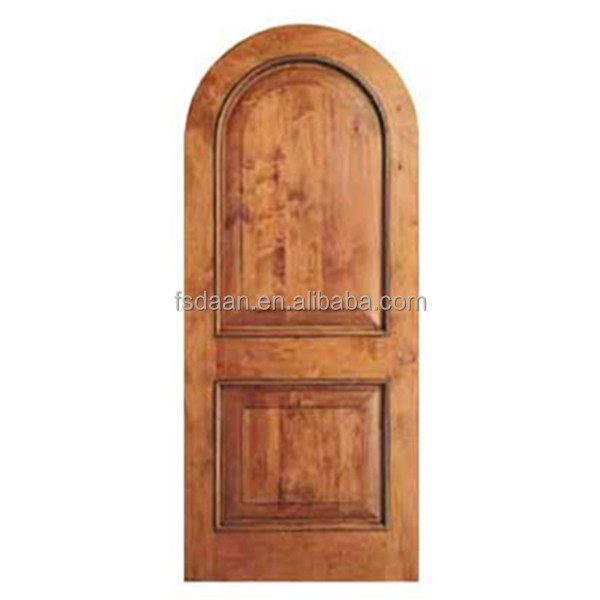 Top Doors Vg2020 Arch Top In Douglas Fir