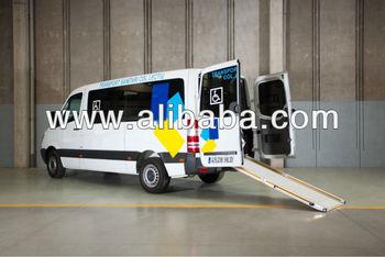 disabled public transport combi buy ambulance combi product on. Black Bedroom Furniture Sets. Home Design Ideas