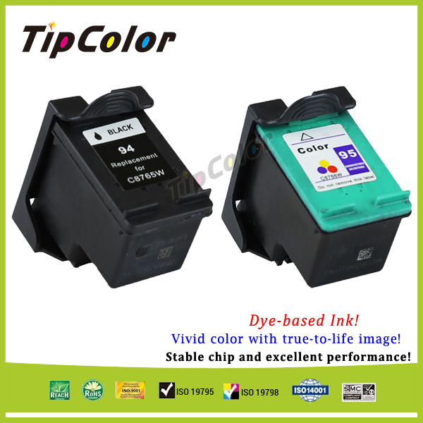 Bright Colour In Every Page Compatible HP94 Ink Cartridge C8765WN