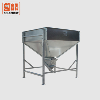 Poultry House Galvanized Feed Bin - Buy Poultry Main Big Feed Hopper,Feed  Hopper,Big Feed Hopper Product on Alibaba com
