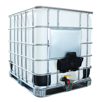 High quality 1000l plastic ibc container 1000 litres ibc plastic tanks container ibc tanks 1000L for chemicals