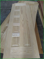 MDF/HDF wood Veneer faced door skin