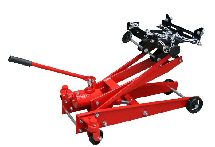 Product Picture, 1 Ton Air Hydraulic Transmission Jack, Low Floor Jack For  Truck