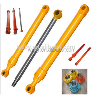 durable high quality excavator parts hydraulic lift cylinder assembly