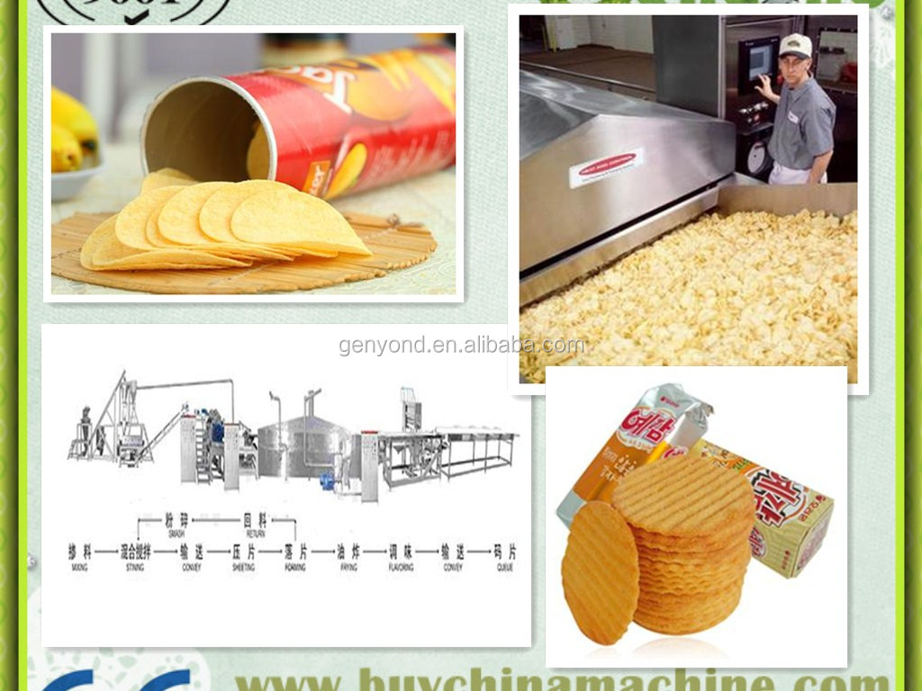 Hot fresh potato chips machine price/manual twisted potato chips machine/Robeta industrial fresh potato chips machine with compe