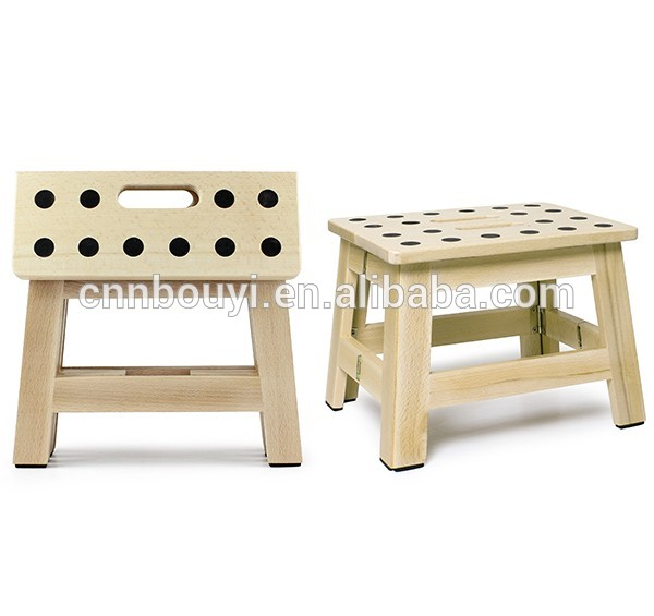 Groovy Factory Price 9 Inches Height Wooden Folding Step Stool Buy Wooden Step Stool Wooden Folding Step Stool 9 Inches Height Wooden Folding Step Stool Short Links Chair Design For Home Short Linksinfo