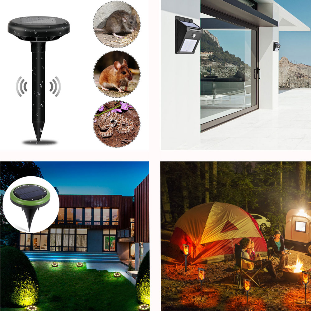 Led Decoration Light Solar Energy Product Smart Home Device China Suppliers Alibaba Website