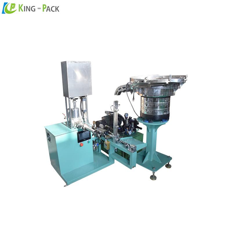 Semi automatic hard cartridge silicone sealant filling machine, cartridge filling machine