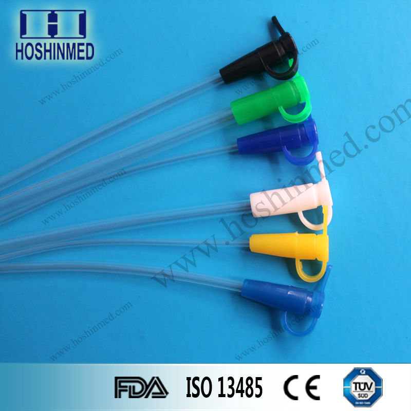 Luer lock available multipurpose flexible disposable Gastro-Jejunostomy tube disposable feeding tube