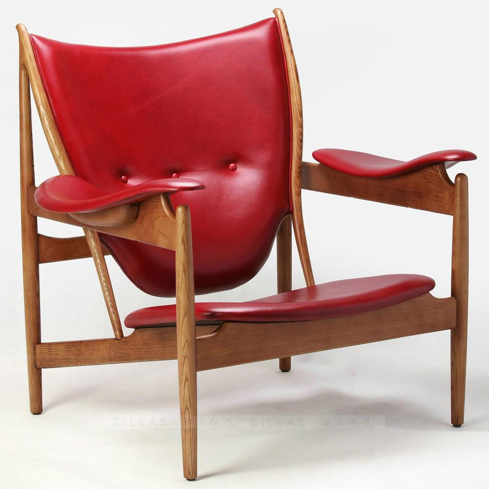 Northern Europe And Denmark Chiefs Chair Designer