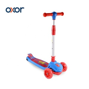 Aluminum Child Foldable Foot Pedal Pro Kick Scooter for Kids
