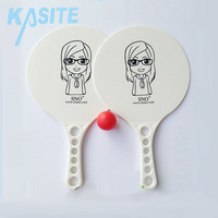 Excellent quality low price Best Selling Promotion Plastic Beach Rackets