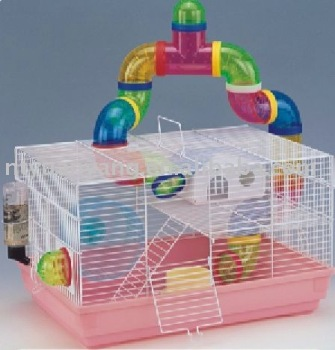 wire hamster cage mouse house made in china