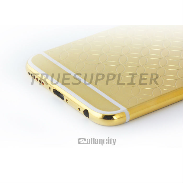 Alibaba Wholesale Back Gold Cover For Iphone 6 6 Plus Phone Parts ...