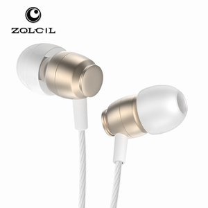 China Wholesale 1.2M Noise Cancelling Earphone Headset for Apple iPhone 5 6 Earphone with Mic