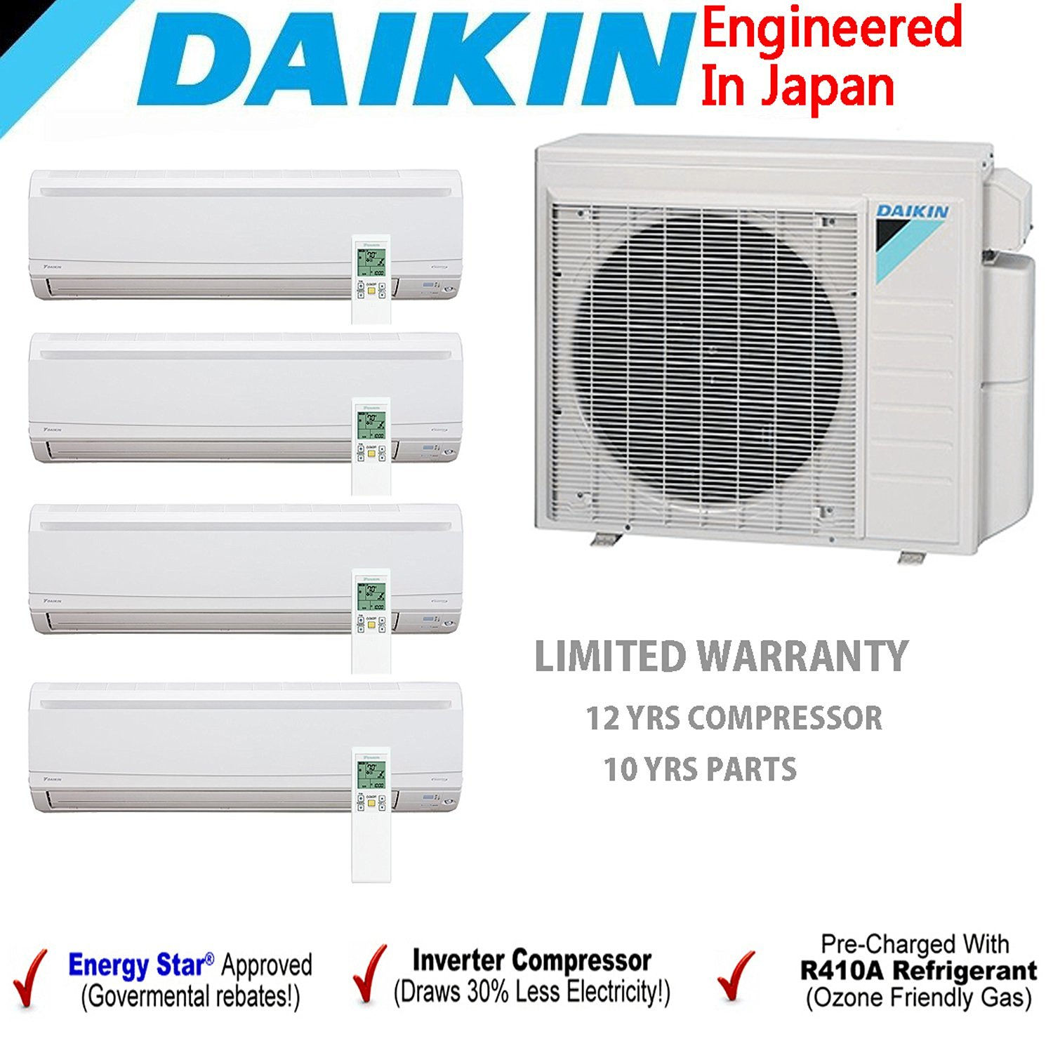 Daikin Air Conditioner User Guide
