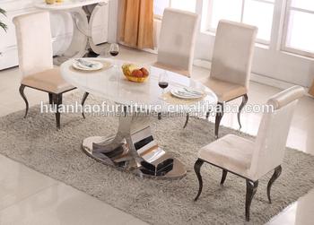 Marmer In Woonkamer : Luxe woonkamer meubels marmer base marmeren eettafel groothandel