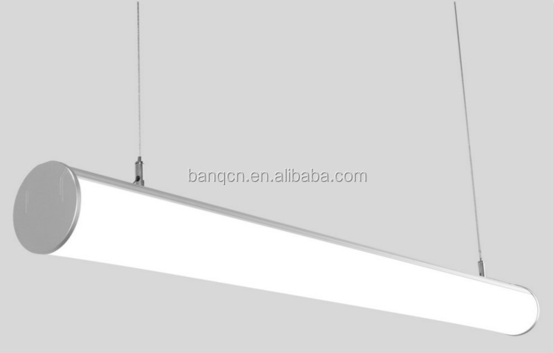 Banqcn 2019 베스트셀러 제품 8080 라운드 led 선형 빛 40 W LED 라이너
