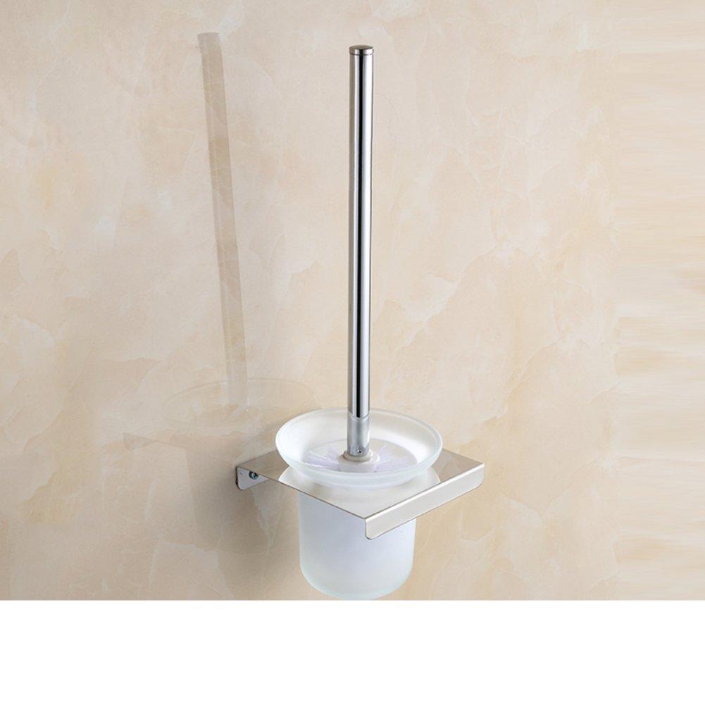 Stainless steel toilet bathroom suite/Multifunction toilet toilet shelving/ Toilet brush-A