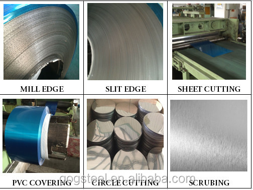 Foshan Ss 430 410 Stainless Steel
