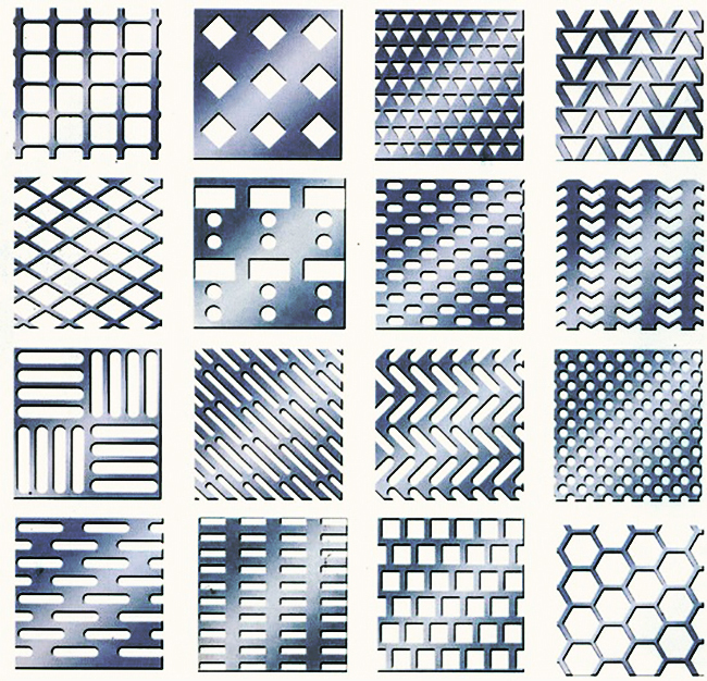 Decorative Perforated Metal Panels Iron Blog