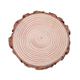 Bulk custom assorted pack pine wood pieces tree branch decorative round large wood slices for art crafts