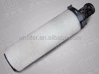 High performance hankison pipe line filter element AK6/2.5 for air compressor separator