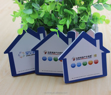 Eco Writing Pad Memo Pad Book House Shaped Sticky Note Pad