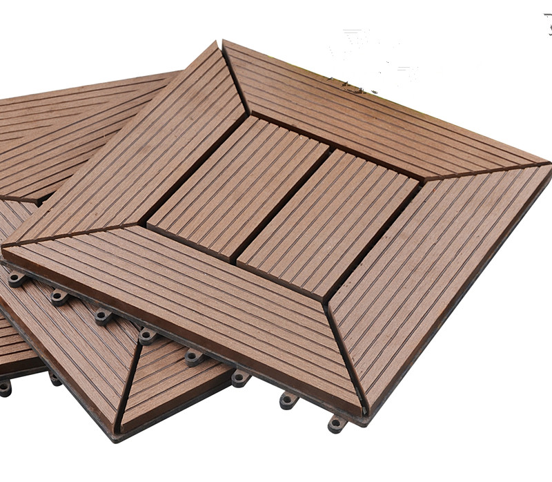 china product waterproof outdoor decking tile