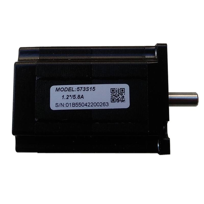 Leadshine 573S15 3 phase stepper motor nema 23 shaft diameter 8mm hybrid stepper motor torque 1.5NM