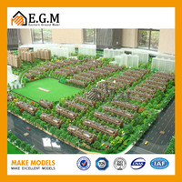 architectural miniature scale models with competitive price and best quality