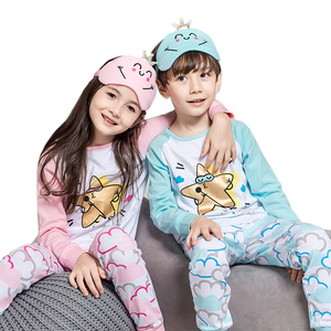Wholesale Cotton Pajamas High Quality Children Pijamas Kids Home wears a4006227c