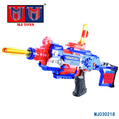 plastic kids electric soft cheap high quality guns with ABS material