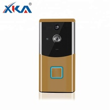 Battery Operated Wireless CCTV Smart Home Security Wifi Doorbell Camera