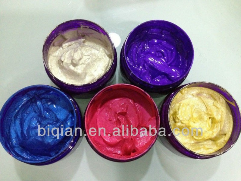 Professional Hair Glitter Paste,Glitter Hair Color Gel,Semi ...