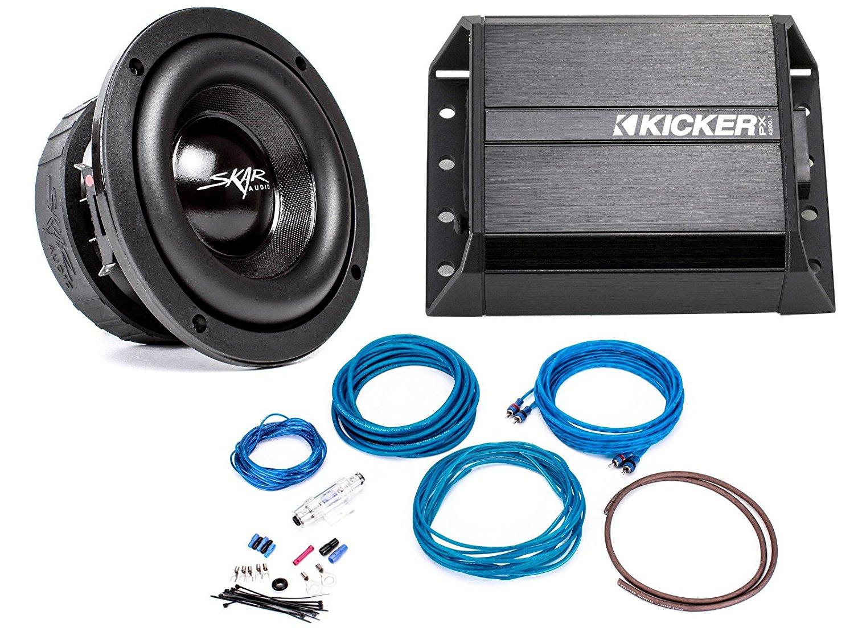 Skar Audio Wiring Archive Of Automotive Diagram Car Speaker Guide Buy Evl 65 D2 400 Watt Subwoofer With Kicker 42pxa200 1 Rh Alibaba