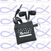 Drawstring waterproof tablet pc & mobile phone pouch bag