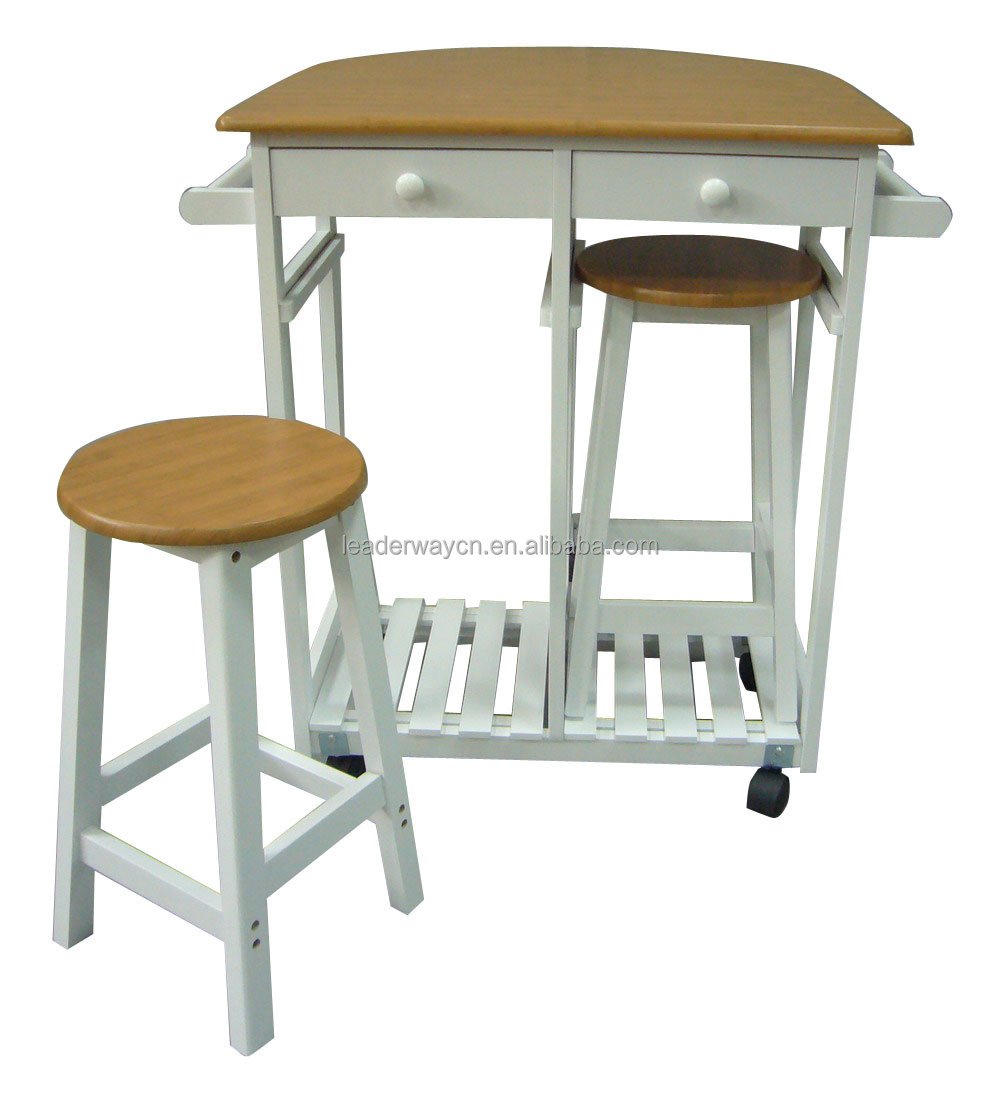 New design good prices foldable kitchen trolley buy for Kitchen trolley design