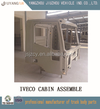 hot selling of used IVECO truck cabinet