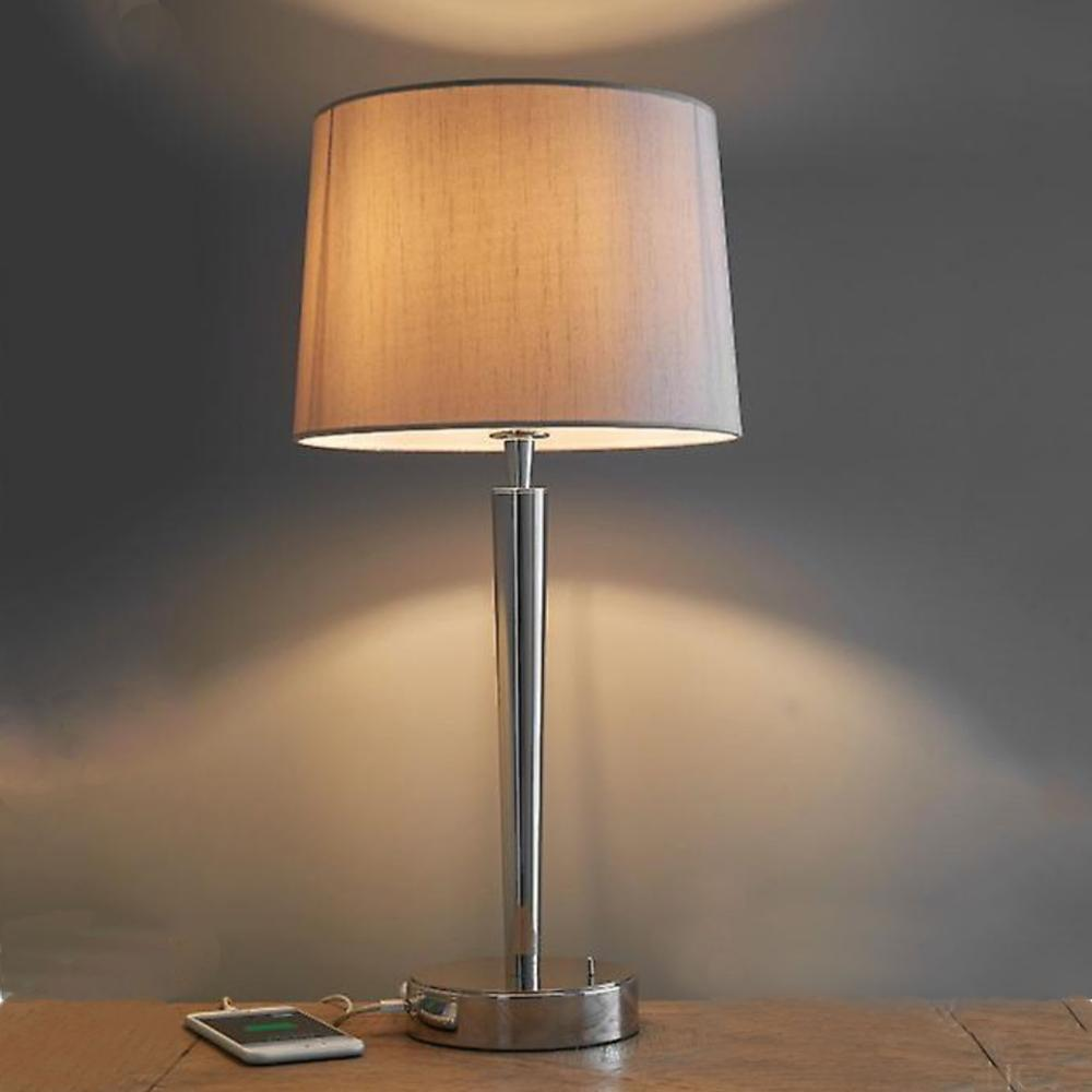 Vereinigt Energiesparende Klapptisch Lampe 26 Led Schreibtisch Lampe Usb Lade Büro Lesen Lampen 3 Ebene Helligkeit Studie Lampe Lichter Lampen & Schirme Schreibtischlampen