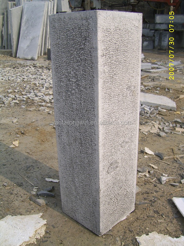 Granite Driveway Columns With Customized Type Buy