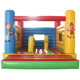 4x4m Outdoor commerical inflatable jumping castles for kids / air bouncer inflatable trampoline / adult baby bouncer for sale