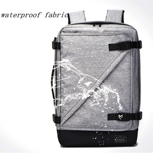 Fashion waterproof Business USB laptop backpack