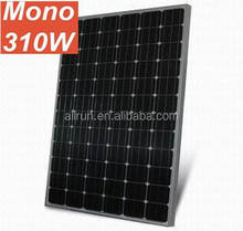 CE IEC AND TUV APPROVED A grade 350w 330w 320W 300W suntech power solar panels MONO CRYSTAL SOLAR PANEL
